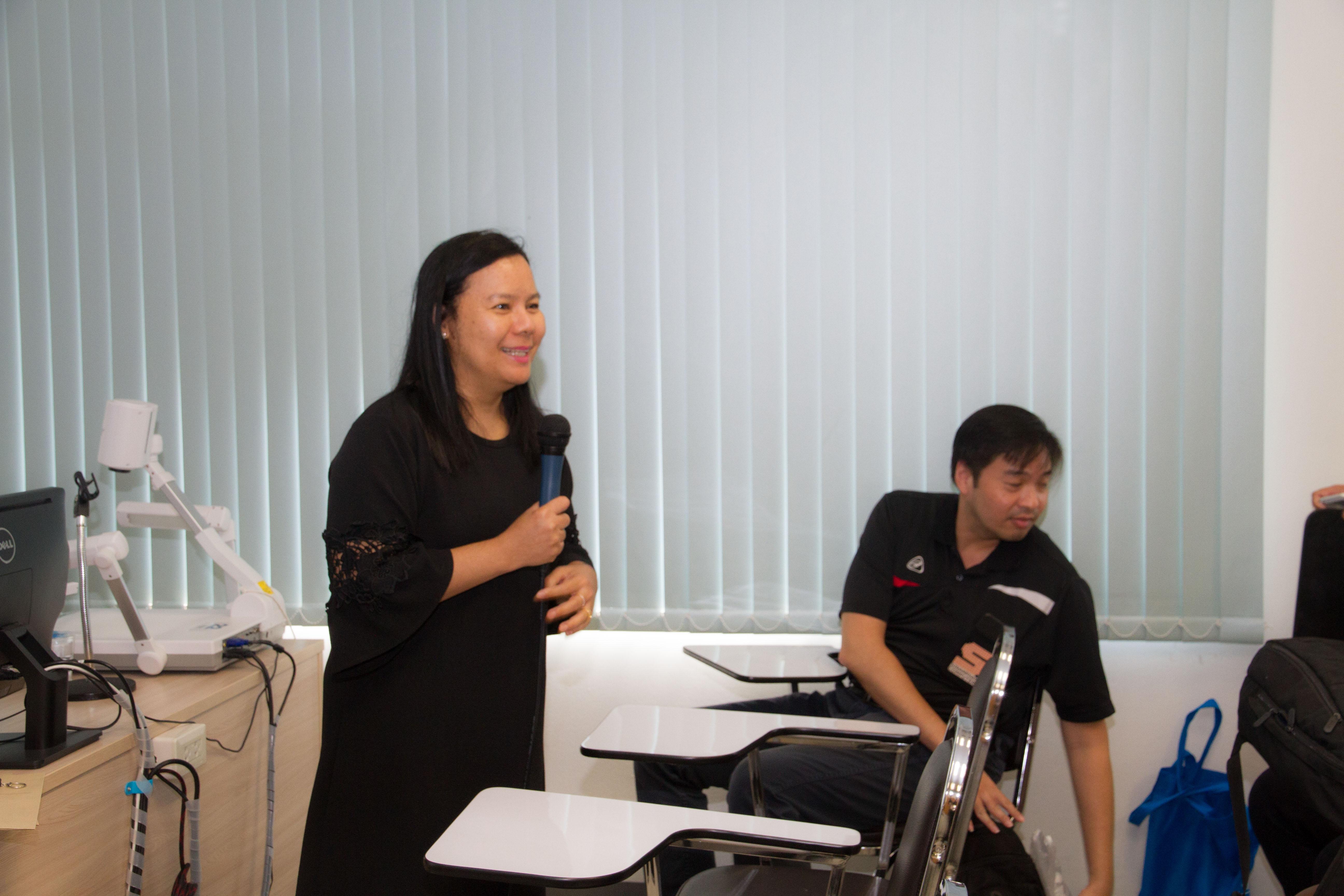 สัมมนาวิทยานิพนธ์ ปีการศึกษา 2560 ครั้งที่ 1