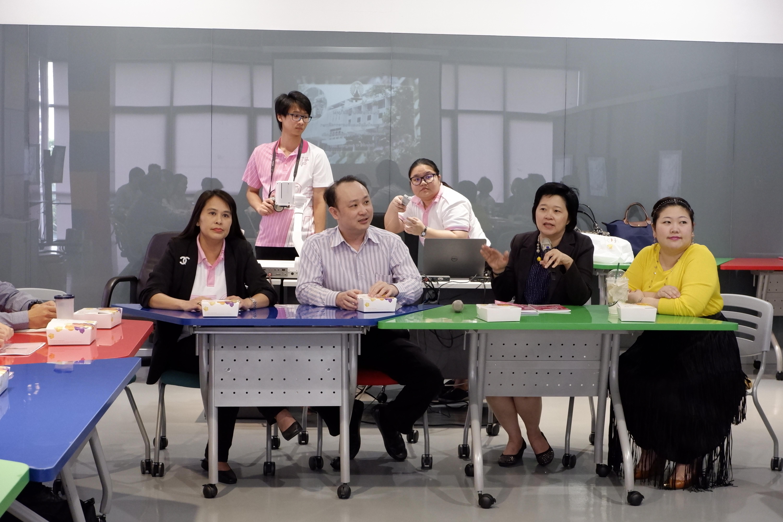 ปฐมนิเทศนิสิตมหาบัณฑิต และดุษฎีบัณฑิต ภาควิชาเทคโนโลยีและสื่อสารการศึกษา